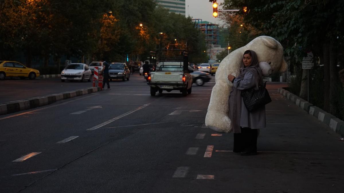 「恋の街、テヘラン」(2019年・イラン、イギリス、オランダ)