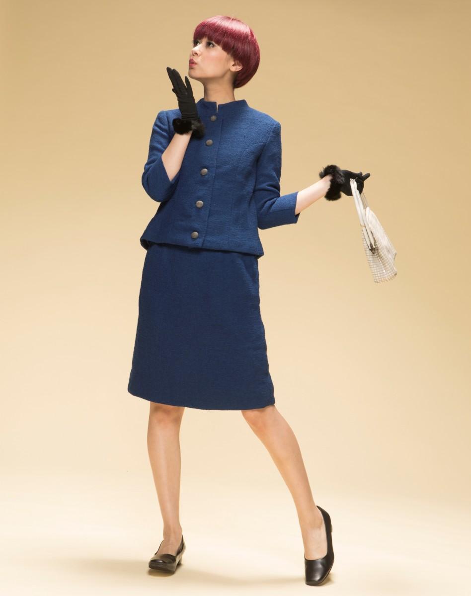 「昭和ビンテージ洋品店スミックス」のスーツ