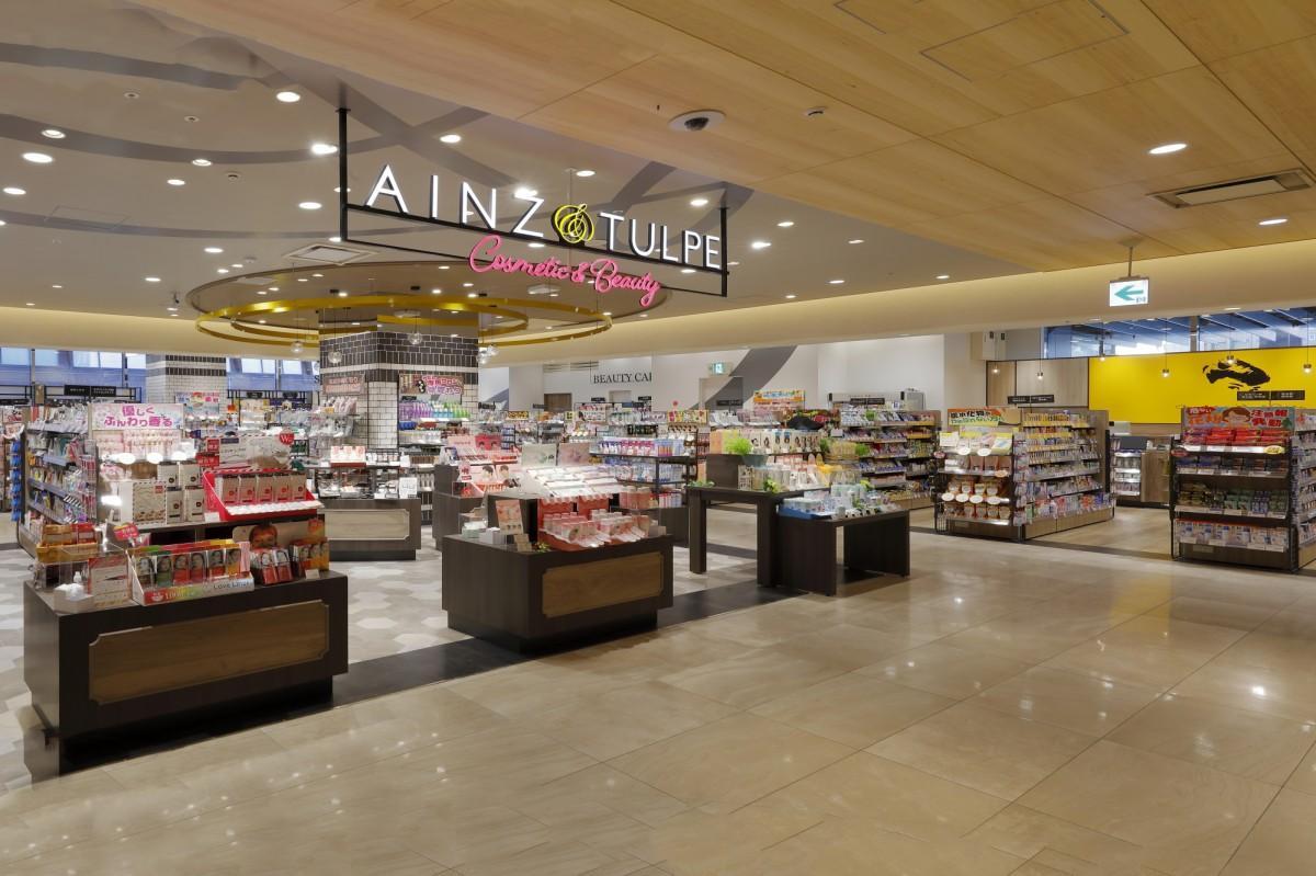 「AINZ&TULPE 博多マルイ店」外観
