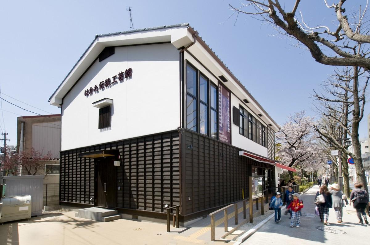 はかた伝統工芸館(写真提供=福岡市)