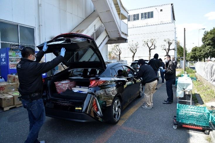 東京都「京浜島センター」で開催の様子