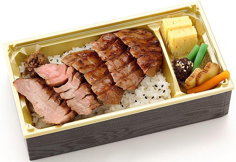 「牛たん焼き仙台辺見」の「上たん焼き弁当」
