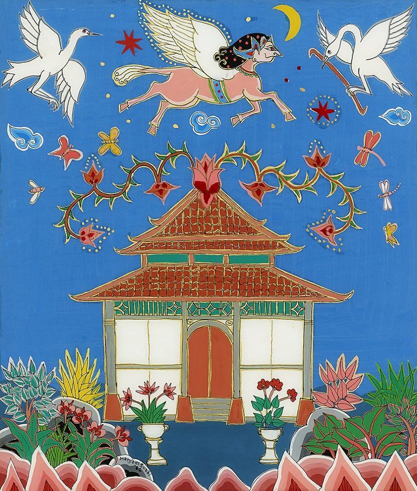 ハリアディ・スアディ(インドネシア)「聖獣ブラーク」1986年