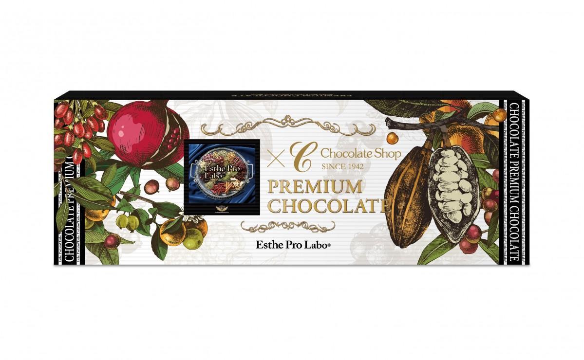 「PREMIUM CHOCOLATE」