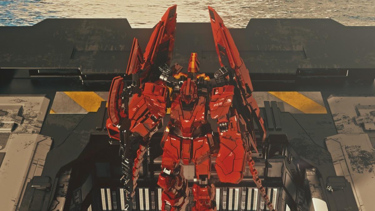 キャナルアクアパノラマ「GUNDAM SCRAMBLE in FUKUOKA」のワンシーン ©創通・サンライズ(画像はイメージ)