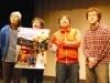 京都の劇団「ヨーロッパ企画」、過去作品上映でイムズ公演をPR
