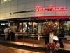 イニミニマニモにカフェ&ダイニングバー、光と映像と音で店内演出