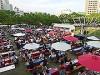 博多駅前広場で「A級グルメ大食覧会」 地元人気店が出店