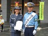 劇団四季「リトルマーメイド」アリエル役・齋藤舞さん、博多で一日警察署長に
