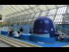 福岡アンパンマンこどもミュージアムに「くじらのクータンと水あそびひろば」