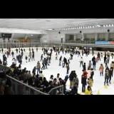 博多のパピオアイスアリーナで「ウインタースポーツフェスタ」 スケート教室など