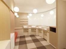 JR博多シティが授乳室とトイレの改修・増設 トイレ空室情報システム導入も