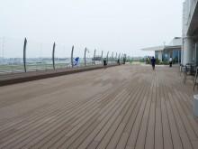福岡空港リニューアルで展望デッキ広さ4.5倍 商業施設に8店舗