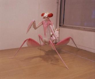 福岡アジア美術館で虫がテーマのコレクション展 所蔵の30作品を展示