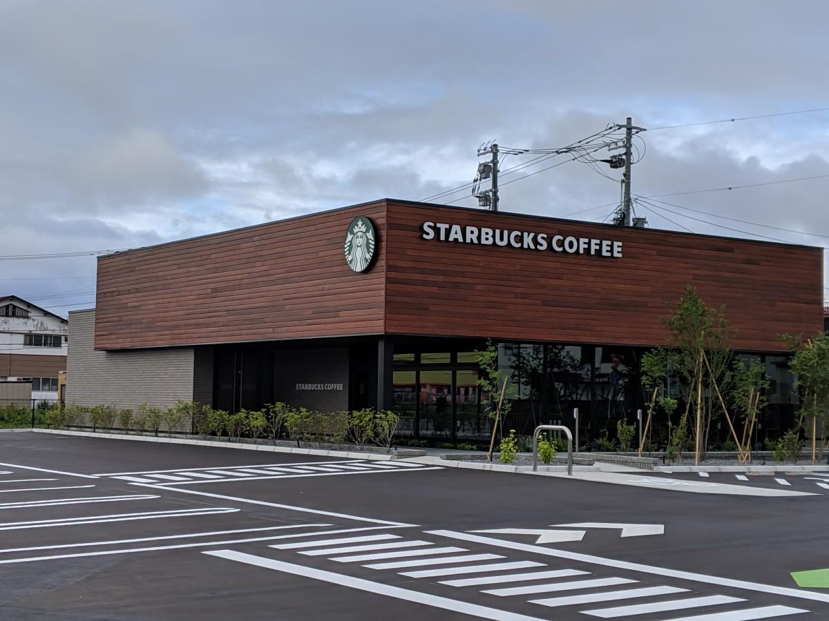 JR五稜郭駅付近に完成予定の店舗