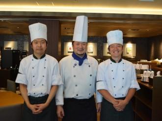 専門学校生考案のレシピが函館国際ホテルの朝食に ブリとタラを使う鍋料理