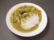 カレミュー、日本最古の「カエル肉入りカレー」を発売