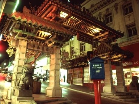 大世界ミュージアムで開催予定の「世界の中華街写真展」より