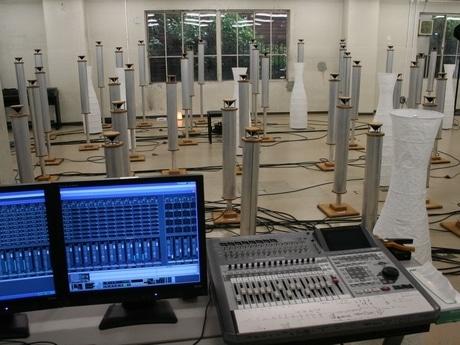 64chマルチ音源の電子オーケストラ「『音の森』シンフォキャンバス」