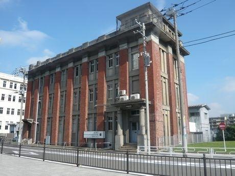 横浜市文化財に指定された「北仲BRICK」(市教育委員会提供)