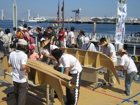 今年6月に行われた「横浜FUNEプロジェクトワークショップ」の様子