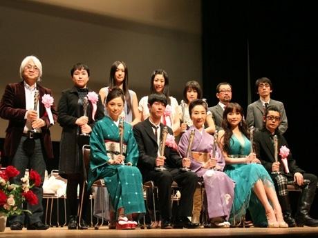 第29回ヨコハマ映画祭授賞式の様子