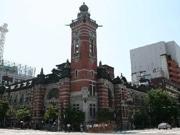 横浜三塔のひとつ横浜市開港記念会館