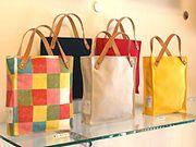 カランコロン京都の帆布バッグ
