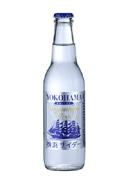 大人向け低カロリー「横浜サイダー」、開港150周年記念で発売
