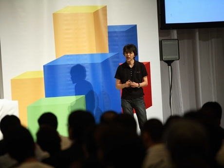 昨年の「Google Developer Day」の様子