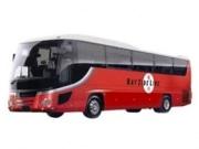 市内定期観光バス「横濱ベイサイドライン」の新車輌