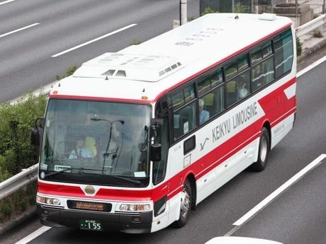 リムジン バス 羽田