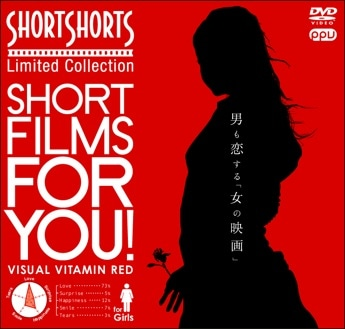 「SHORT SHORTS Limited Collection」DVDジャケット