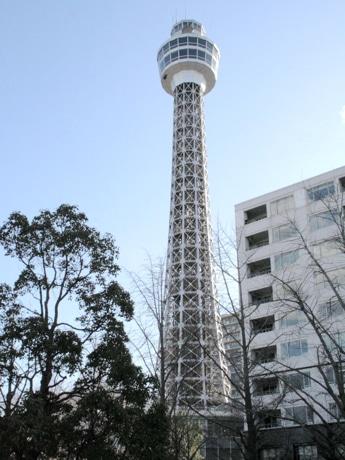 今年5月にグランドオープンする「横浜マリンタワー」