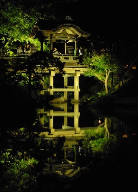 「新緑の夕べ」の様子