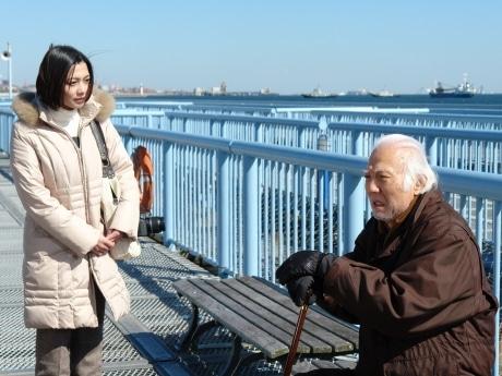 「3つの港の物語」の日本編作品「桟橋」より