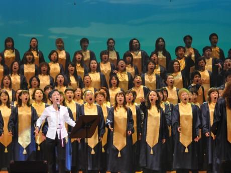 「Anointed Mass Choir Gospel Concert with 綾戸智恵」