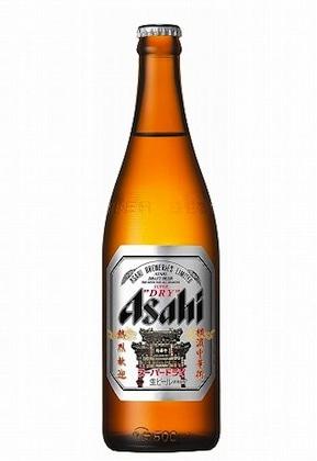 9月28日より発売開始したアサヒスーパードライ中びん「横濱中華街ラベル」
