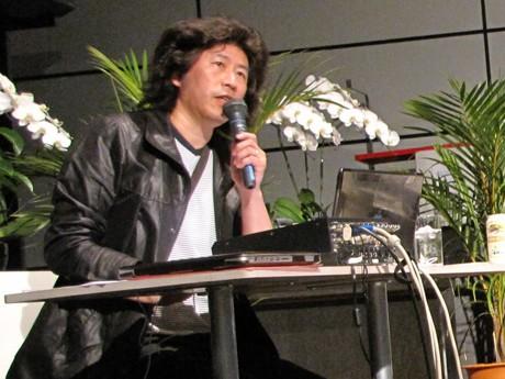 「ハマクリ」を主宰するデジタルキャンプ!代表の渡部健司さん