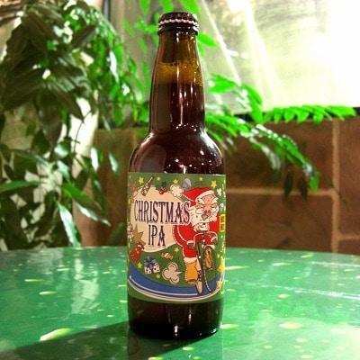 12月1日より発売する横浜ビール「クリスマスIPA」