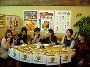 餃子の翠葉長者町店で女性限定「春の餃子大食い大会」