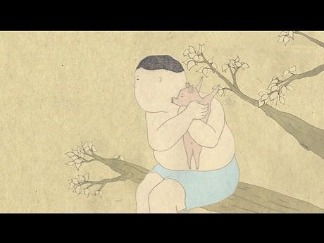 『わからないブタ』和田淳 2010 ©2010:Atsushi Wada/Tokyo University of the Arts
