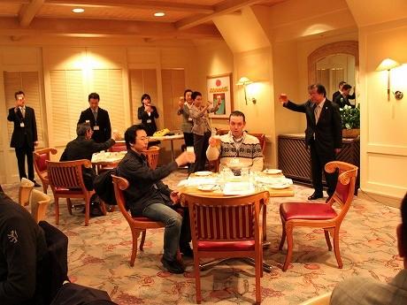 4月6日に行われた「濱の料理人」プロジェクト発足会の様子