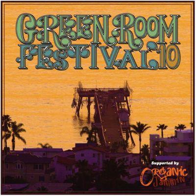 「グリーンルーム '10」ジャケット