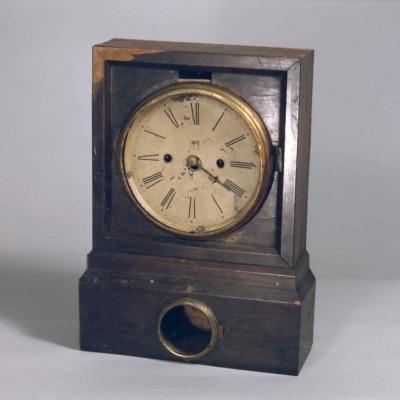 150年以上の時を経て再び動き出した「ペリー時計」