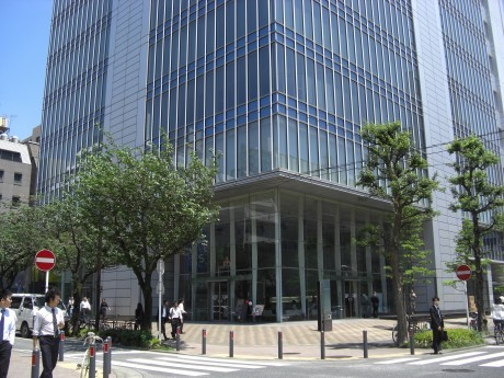 会場の横浜メディアビジネスセンター1階「Applause(アプローズ)」(外観)