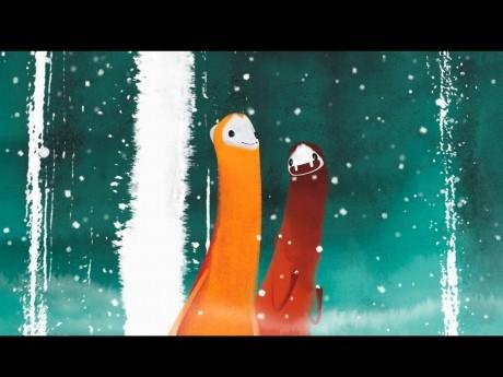 ジェローム・ブルベス特選プログラムの作品「Le silence sous l'ecorce(木の中の静けさ)」より©ジョアンナ・リュリ