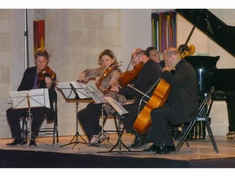 昨年の「ボルドー音楽祭」の様子