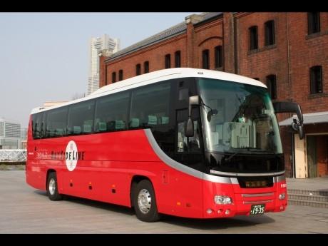 定期観光バス「横濱ベイサイドライン」