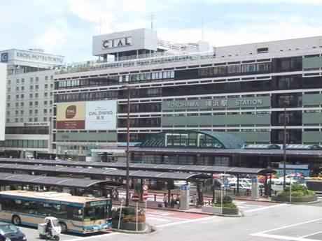 「横浜駅周辺大改造計画」予定地の横浜駅西口ビル